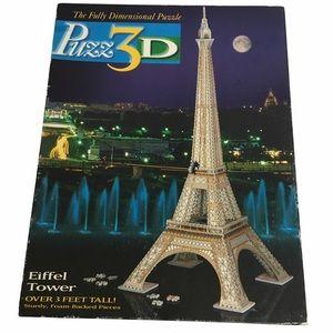 Puzz3D Eiffel Tower 3D Puzzle-703 pieces